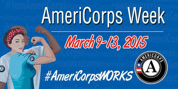 It's AmeriCorps Week! Follow along as we show how #AmeriCorpsWorks for our nation http://t.co/Kes0jPTuod http://t.co/UgH9R6fDrq