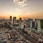 Beautiful #sunset in Nairobi. http://t.co/BvvWTiiadG ~@samdave69 http://t.co/AJUTyDmYuy