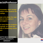 RT @TimesNow: #RacistProfessor German professor denies internship to Indian student. Here's the reason why http://t.co/Eh14zsLwd3