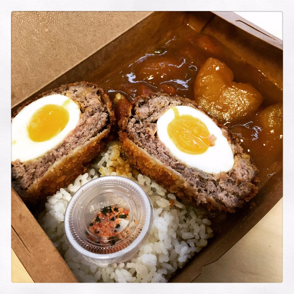 Tsuru London's best scotch eggs
