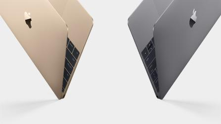 MacBook isn't just a new notebook. It's the future of the notebook. http://t.co/uIcgVtpzmB