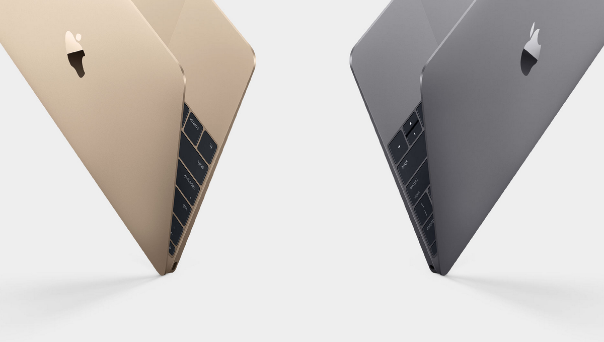 Apple unveils new MacBook, available in gold, space gray, and silver http://t.co/EQvn0RzioR http://t.co/HLZdLICD3a