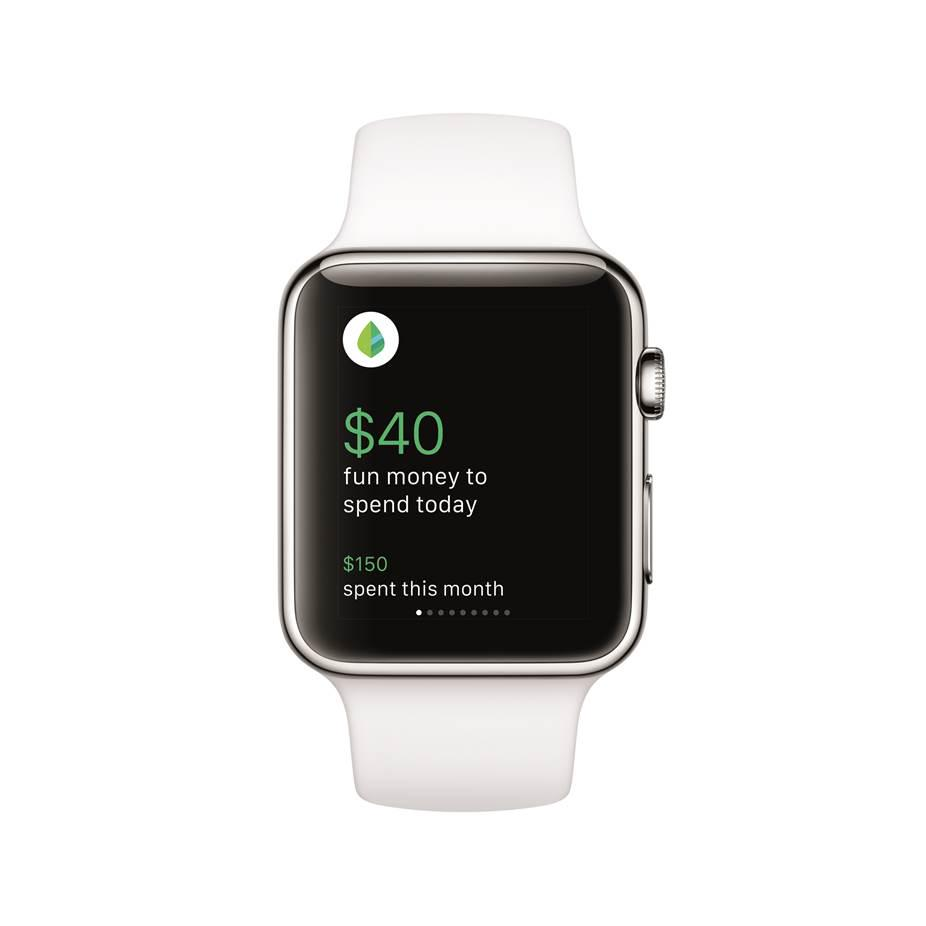 Excited to announce Mint will be available on the #AppleWatch, making it easier to do more w/ your money! #AppleLive http://t.co/NW3KI8ViST