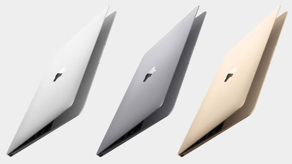 Apple 'reinvents the notebook' with the new MacBook: http://t.co/7juF7yn0o5 http://t.co/Q6J0bwsvNb