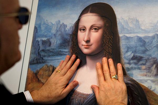 At Museo del Prado, Blind Visitors Can Touch Masterpieces http://t.co/tMaQPO3Pr6 by @RaphaelMinder cc @sree http://t.co/wC9NzKjGQz