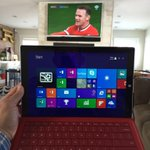 RT @NickRimando: Lazy days, this game and my Surface Pro 3 tablet. Loving @Windows and everything it can do for me!