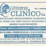 Universo clinico C.A., Material Medico Quirurgico y Traumatologia (0251) 4471394 #Lara http://t.co/U7h9Z3d3Sy