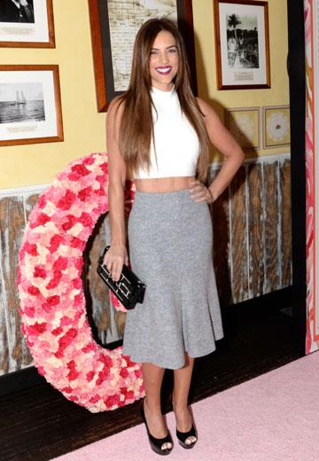 Gaby Espino at the Glamour Beauty awards. See more Miami PHOTOS: http://t.co/9ByCphWDrW http://t.co/gbf2b7rYr5