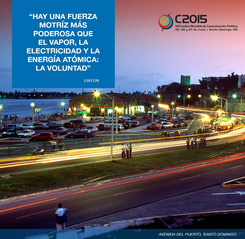 La Fuerza de la Voluntad en @cumbre2015 @mayobanexe @nidiapaulinov @Zaela14 @UniversidadUASD @dimasconcha @CeinettS http://t.co/hGajnxoY31