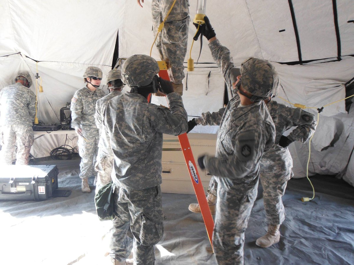 #EbolaResponse: #USArmy 48th #CBRN Brigade prepares to deploy to West #Africa | http://t.co/Jm07hML0bA | @20thCBRNE http://t.co/GMweg0SMiN