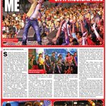 RT @Allupdatez: @ThisIsDSP takes students on a musical ride -->