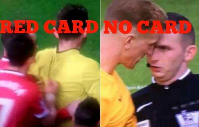 This picture sums up how crazy ref was to send off Di Maria http://t.co/6dRddoSMqR http://t.co/dbBcsYWlcu
