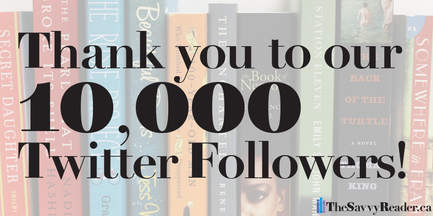 We've hit 10,000 Twitter followers! RT if you think we should celebrate with a giveaway tomorrow. http://t.co/4vCNgQ3R1i