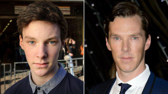 Benedict Cumberbatch Lookalike Becomes Viral Sensation