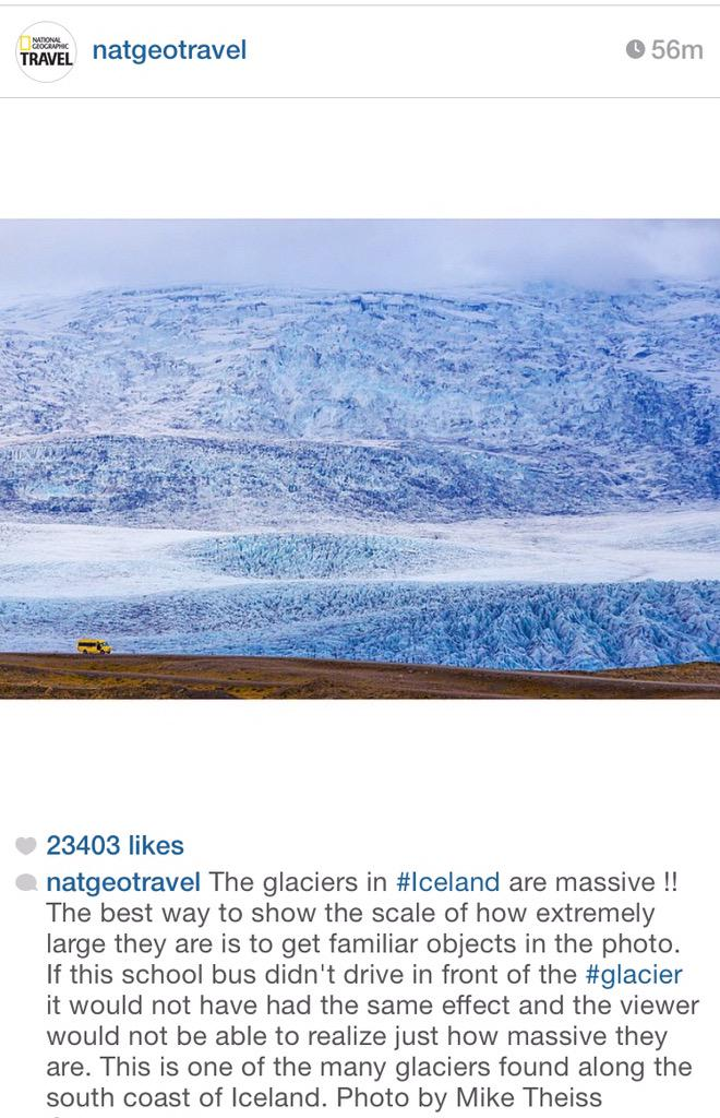 RT @IcelandInUS: #Iceland and epic #glacier featured by @NatGeoTravel picture by @MikeTheiss #travel http://t.co/LI565SOfcG