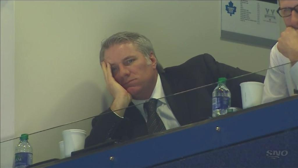 Garth's look says it all #Isles #Leafs http://t.co/kvy5SOzStr