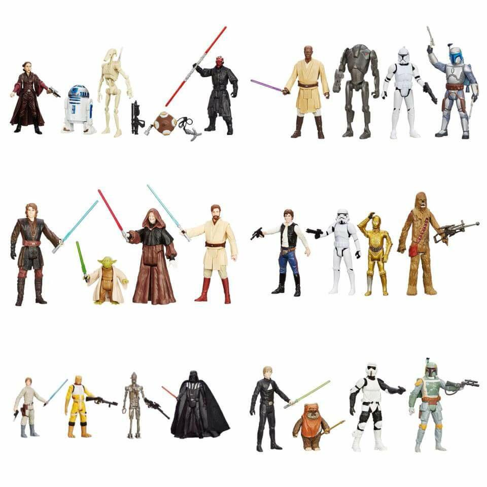 @Hasbro There were women in Star Wars you know... #disappointed #lettoysbetoys http://t.co/TPP0oSC50O
