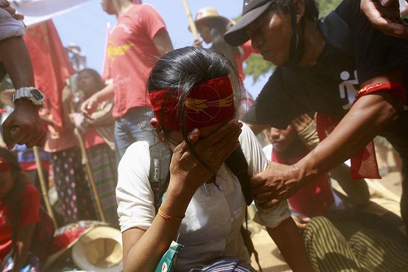 In pictures: The #Letpadan crackdown (Photos: Soe Zeya Tun / Reuters) #myanmar http://t.co/wcjxRkCQOW