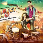 RT @taran_adarsh: First look poster of #DirectIshq. Stars Rajniesh Duggal, Nidhi Subbaiah and Arjun Bijlani...