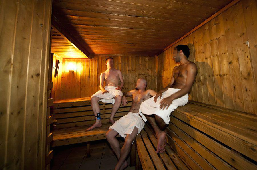 bisexual male health spa
