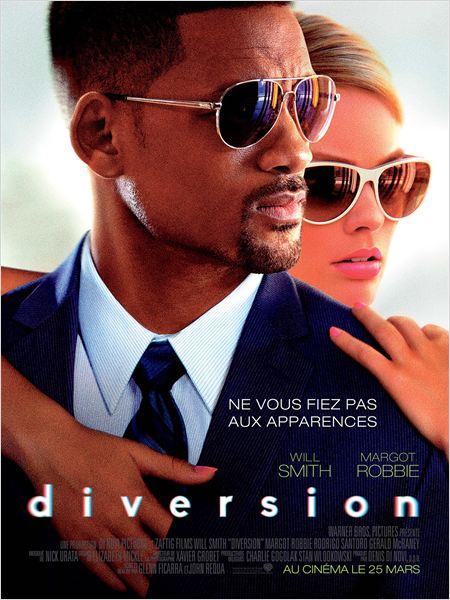 Skyrock  (@SkyrockOfficiel): Tu veux aller voir Diversion, le nouveau film de Will Smith demain sur Paris. RT et gagne ta place ! http://t.co/e61Ic99sbl