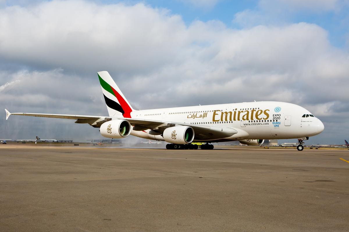 Dreaming of flying on the Emirates A380? You and a companion can fly for the price of one!
