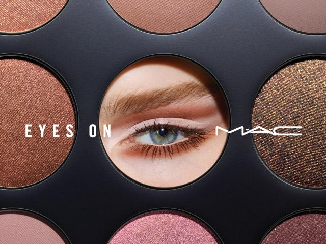 Follow & RT for a chance to win an Eyes on MAC palette ft 9 shades. Ends 3/14/15 @MACcosmetics http://t.co/lzMYuK6cQQ http://t.co/RCgH4eGAcL