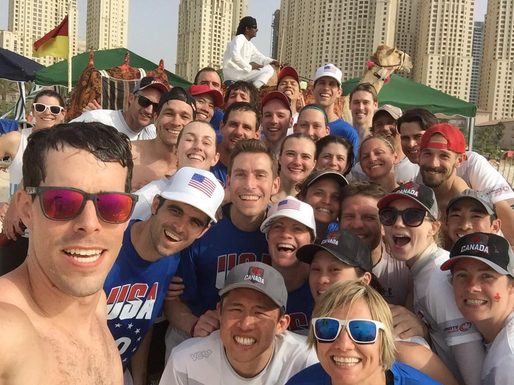 Camel selfie with team Canada! #WCBU2015 #mxm #usa http://t.co/9D6p39qkne <a href='http://twitter.com/usaumxmDubai/status/575285667799822339/photo/1' target='_blank'>See original »</a>