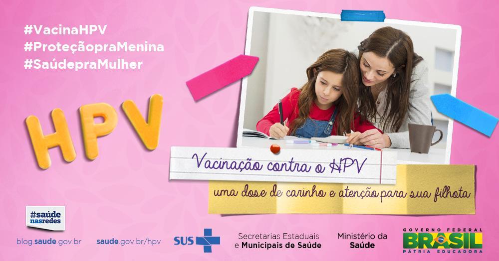Vacine sua filha de 9 a 11 anos contra o HPV. Procure uma Unidade de Saúde do SUS. http://t.co/qbU6lOyCl4 #VacinaHPV http://t.co/chkyFFU6Lv