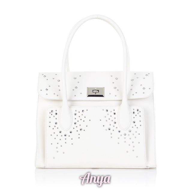 Shocking, gorgeous Anya still avail @HSN. My absolute fave fr #cinderella collection. So chic! http://t.co/GsjwViLoRw http://t.co/mzGc3hgncA