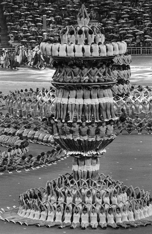 RT @VeryOldPics: Opening ceremony of the 1980 Moscow Olympic Games http://t.co/7RZJA0fknL