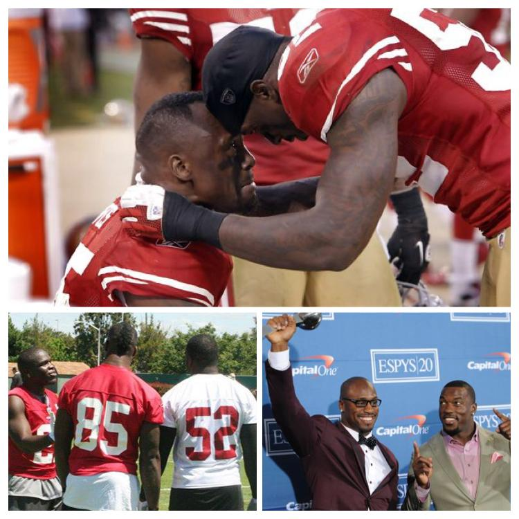 . @PatrickWillis52 thx for bein a brother to me & congrats on an incredible career #FarewellPat http://t.co/aG2kzaZGM1