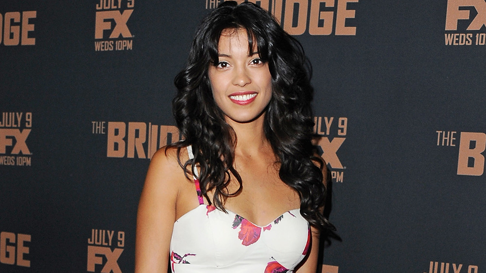Stephanie Sigman joins James Bond film