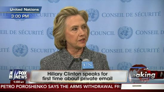 Hillary Clinton Points Out The Real Scandal: GOP Letter To Iran http://t.co/Bqb5XZIYYP http://t.co/Uq6M6iEbG1