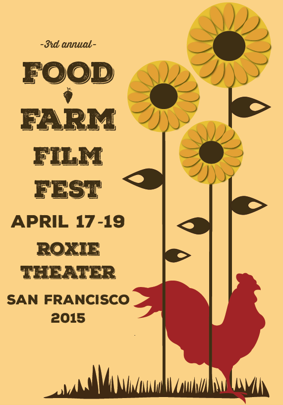 Our @FoodFarmFilms Fest is back! Save the date, April 17-19 at the @roxietheater http://t.co/7Ohsba8hhd