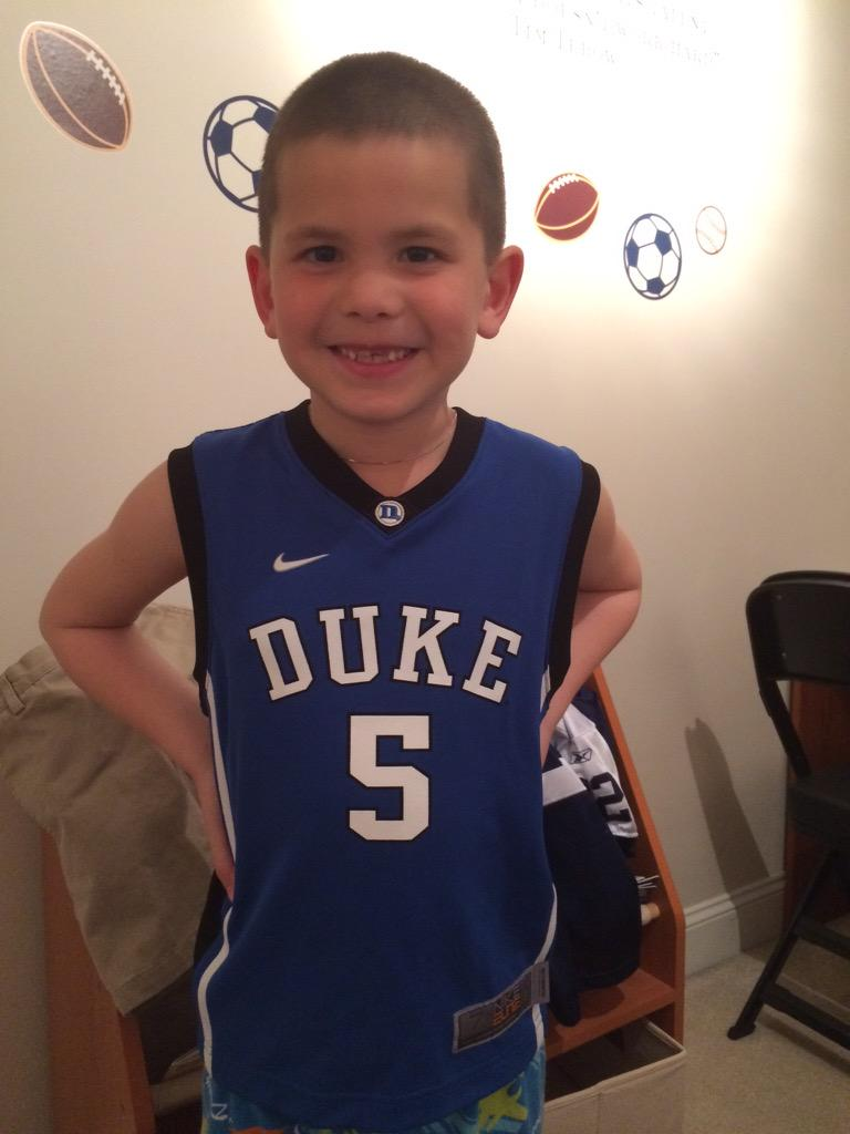 Lexi & @PeteFonseca are ready for the ACC Tourney...are @BigJah15 & @Tyusjones06? #GoDuke http://t.co/IkjUL5xAQW