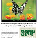 Hey guys! Check out this #photography event at #SGNP to raise awareness about our national park on the 15th of March! http://t.co/7EMIf0WSrV