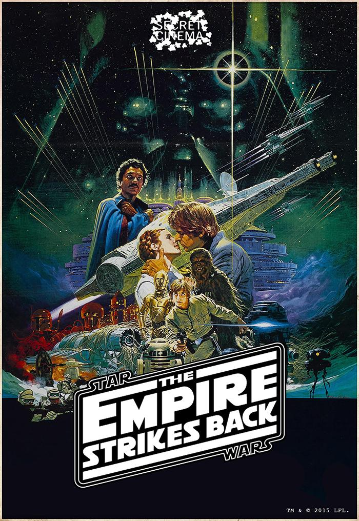 'May the Force be with you' @secretcinema presents Star Wars: The Empire Strikes Back. June-August 2015 #WithYou http://t.co/21liRk1XzR