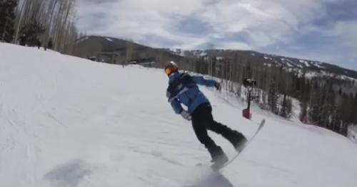 驚愕! グラトリで1080がメイクされる! レールに630インも! マーカス・クリーブランド 記事(動画あり)⇒ http://t.co/qGlJ0nm3pW  #snowpark #スノーボード http://t.co/ifP38atlL4