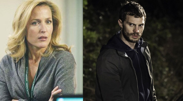 Jamie Dornan and Gillian Anderson confirmed for third series of The Fall