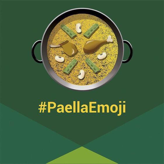 Si tu también quieres que la paella tenga su emoji en Whastapp.. Retuitea esto! #PaellaEmoji
