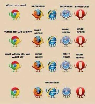 Hahahahaha! RT @sliderulesyou: Browsers! (via @BethanyBlack) http://t.co/y80qIerk8Y