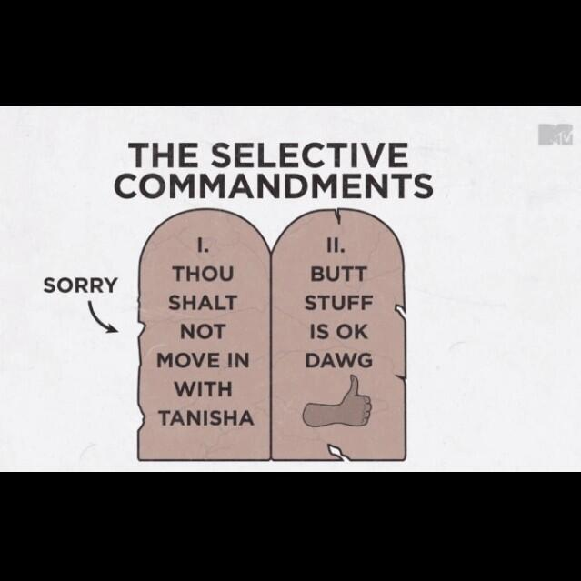 @tanishalong: Selectively religious dudes be like.... #girlcode #religion #meme CC: @GirlCode