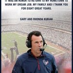 Gary Kubiak went up 73 cool points, 12 gold stars, & 3 thumbs up in my book. Pic of the newspper ad he took out today http://t.co/K4zhk8C78Y