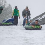 RT @WinTheDay: Post-lift tubing at the Hatfield-Dowlin complex this am #GoDucks http://t.co/gZEchVbsgo