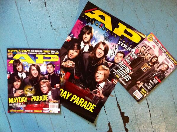We're giving away a @Mayday_Parade prize pack for #APFastFri! Included is AP306 ft the band. Answer the next tweet! http://t.co/EEyysGXveB
