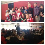 Good looking bunch! RT @CrimsonClubAF: @utahathletics had our Holiday Ugly Sweater Party... Our staff rocks! #GoUtes http://t.co/y1cvRJI0hc