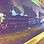 Another STEAM TRAIN to Bath tomorrow, this time from Three Bridges. Full times: http://t.co/KAqSNafBl9. @NOWBath http://t.co/OIRfaCat2Z