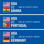 Here's our start for the 2014 FIFA World Cup. http://t.co/klrvdQEuRw