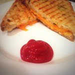 Grill cheese kinda day! On @cakeandloaf breads #HamOnt http://t.co/aiOIDE21QJ